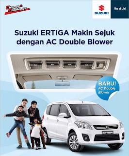 Suzuki Ertiga Double Blower Surabaya