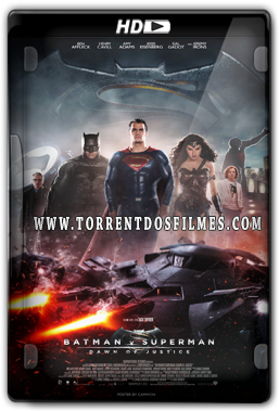 Batman vs Superman: A Origem da Justiça (Batman v Superman: Dawn of Justice) Torrent – HDTS Legendado (2016)