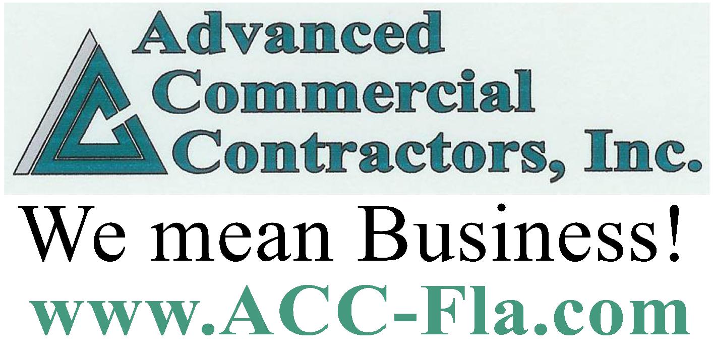 Advanced Commercial Contractors, Inc. Banner | Banners.com