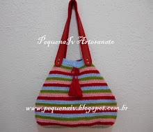 Bolsa Color Pingente / Ecobag