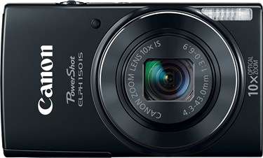 Canon PowerShot ELPH 150 IS (IXUS 155) Camera User's Manual