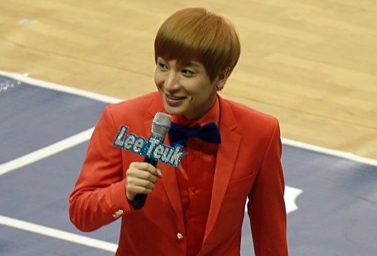 Leeteuk Ingin Jadi MC Terbaik Yang Mewakili Korea