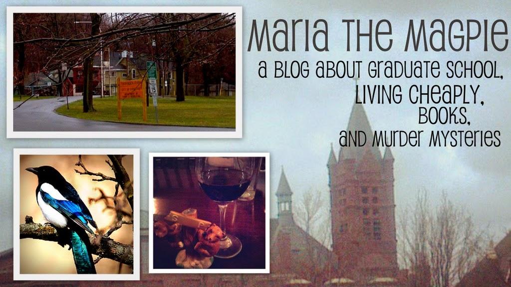 Maria the magpie
