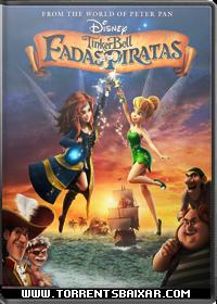 Tinker Bell: Fadas e Piratas Torrent Dublado