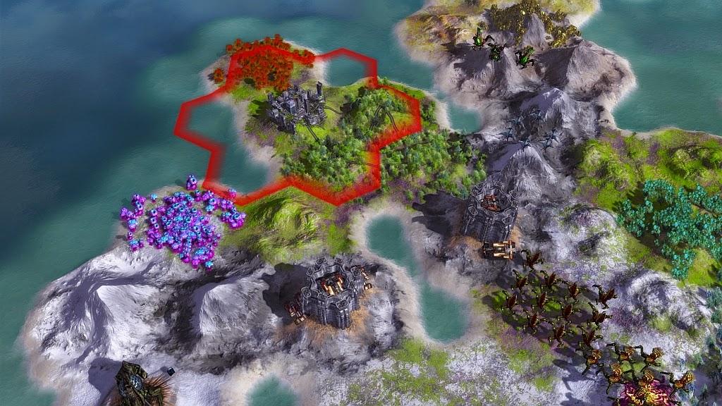 Pandora First Contact gameplay