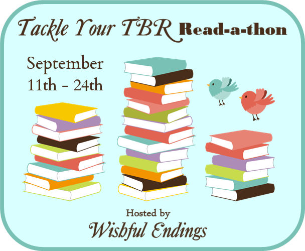 Tackle TBR Read-a-thon