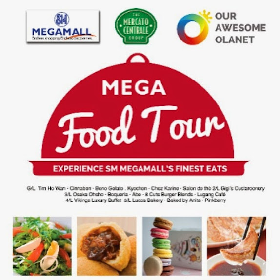 mega food tour