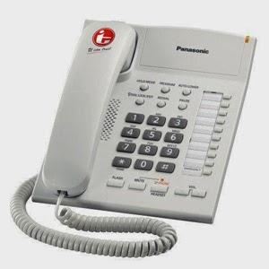 Cara mengunci Telepon Panasonic KX-TS840