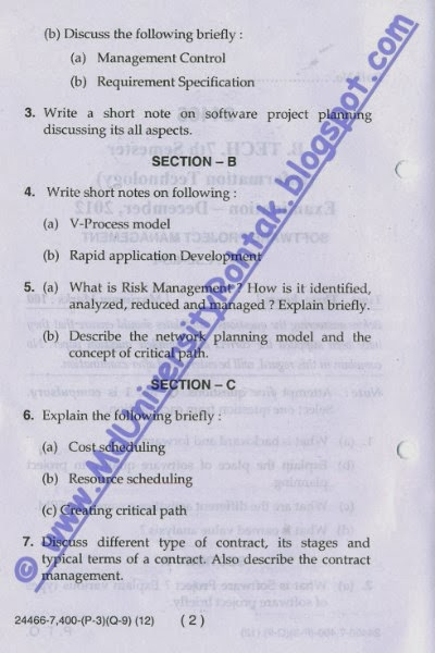 project on question paper formation Question bank creation & question paper preparation software initiation of this software leads us to construct the question bank in your regional & other languages in.