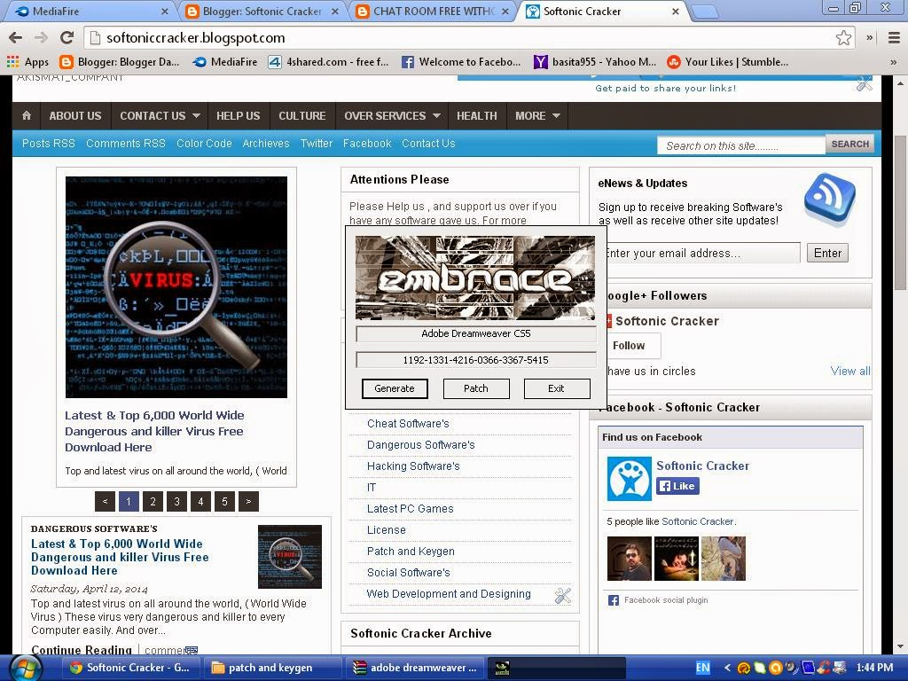 Free Full Version Software Download with Crack