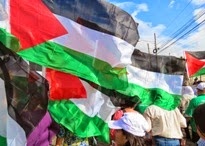 (Fotos) Nicaragua se moviliza contra genocidio de Israel en Gaza