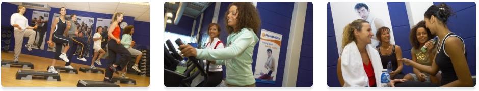 HEALTHCITY Fitness Antwerpen Wommelgem  Basic fitness groepslessen