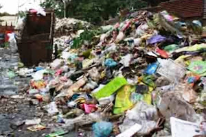 Sampah. Kotabumi Lampung Utara