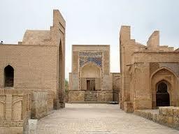 chor bakr complex bukhara