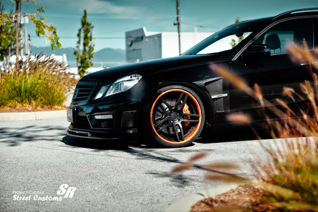 mercedes s212 amg black