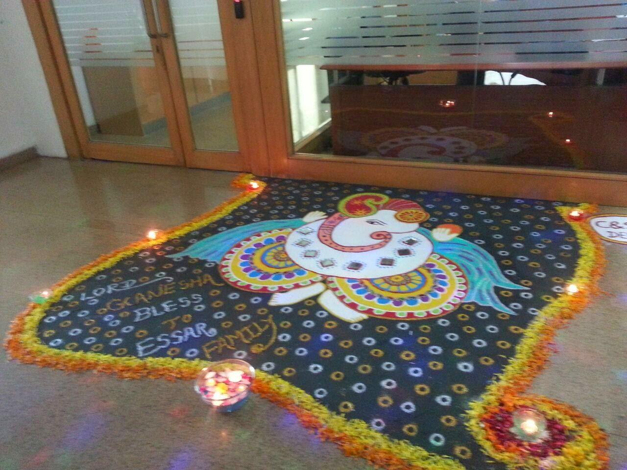 Rangoli Diwali Collection 10