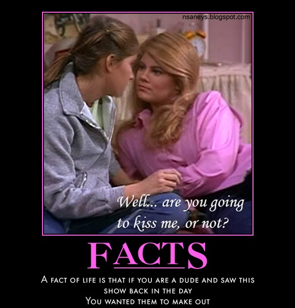 Nsaney'z Posters II: Facts of Life: Jo and Blair