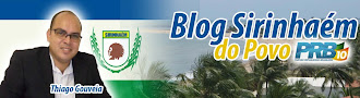 BLOG SIRINHAM DO POVO