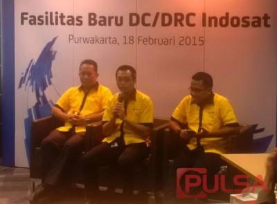 Indosat Bangun Fasilitas Data Center Baru dengan Standar Tier 3 di Jatiluhur