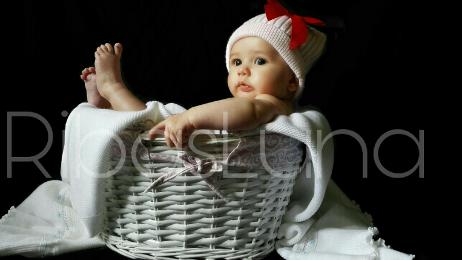 Fotografía a tu bebé