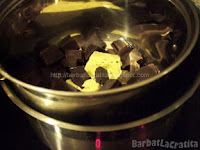 Fursecuri cu ciocolata si migdale preparare reteta