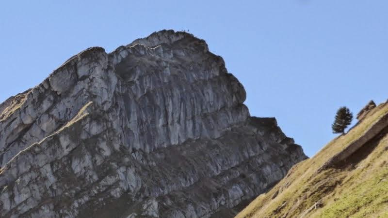 Klettersteig Speer : Pfannenstiel wander zum speer walensee u e toggenburg