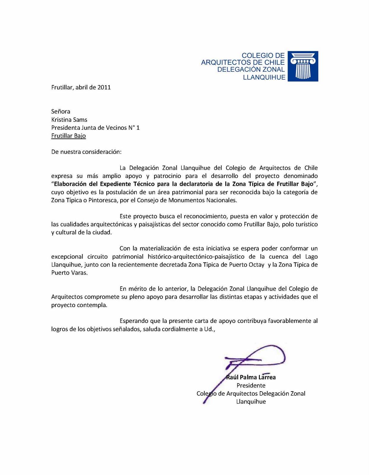 Zona t pica frutillar bajo mayo 2011 for Busco arquitecto para proyecto