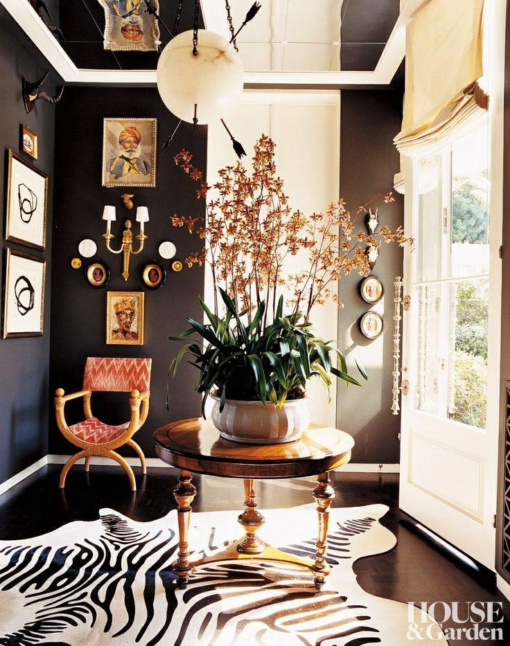 Design interiores estilo colonial ingl s - Estilo ingles decoracion interiores ...