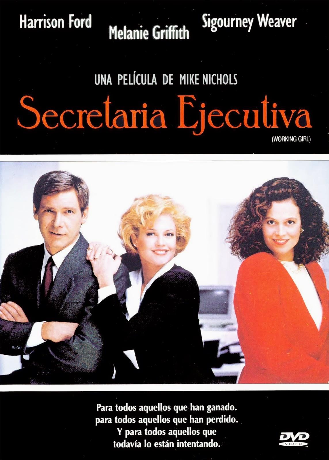 Secretaria Ejecutiva – DVDRIP LATINO
