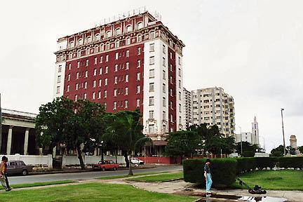 hotel presidente:
