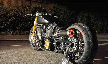 Gambar Harley Davidson