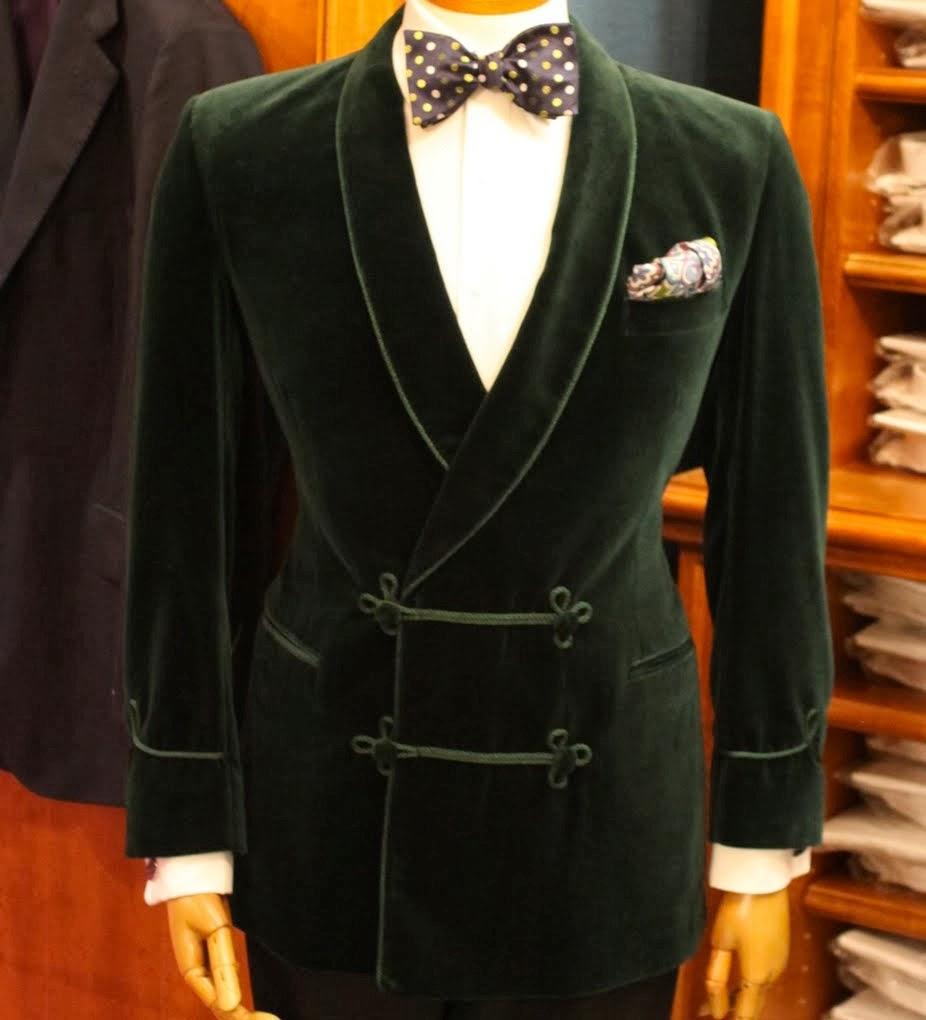 Latest Men S Velvet Smoking Jackets Collection Eilac