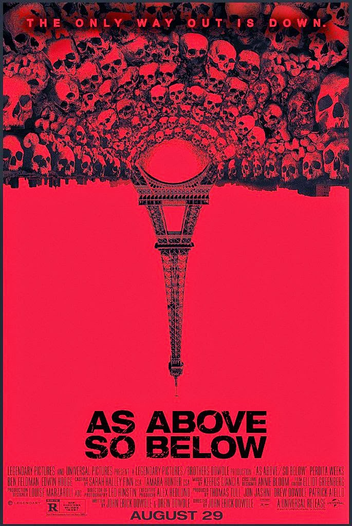 As Above So Below (2014) Poster