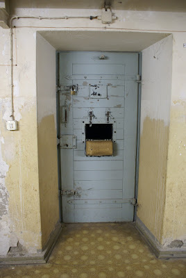 East German Berlin Prison