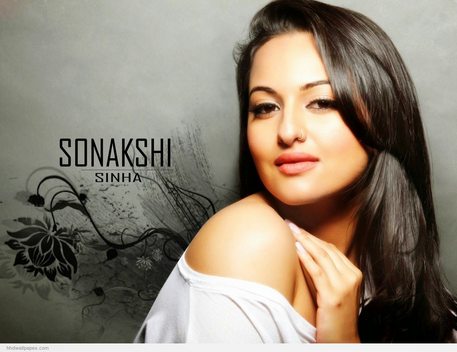 Hot Sonakshi Sinha HD wallpapers Free Download