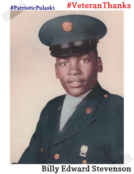 Billy Edward Stevenson, United States Army - Billy%252BEdward%252BSteveson%252BUSA