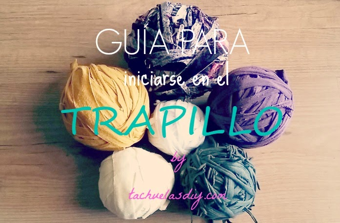 Tachuelas diy co trapillo gu a para iniciarse en la for Tutoriales de trapillo