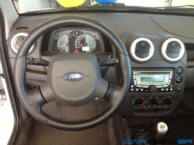Ford Ka Sport 2013 - interior