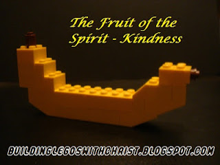 LEGO Banana - Fruit of the Spirit