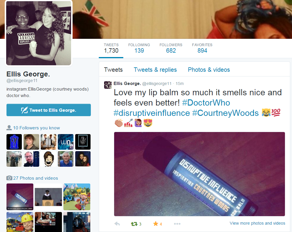 Courtney Woods Approved!