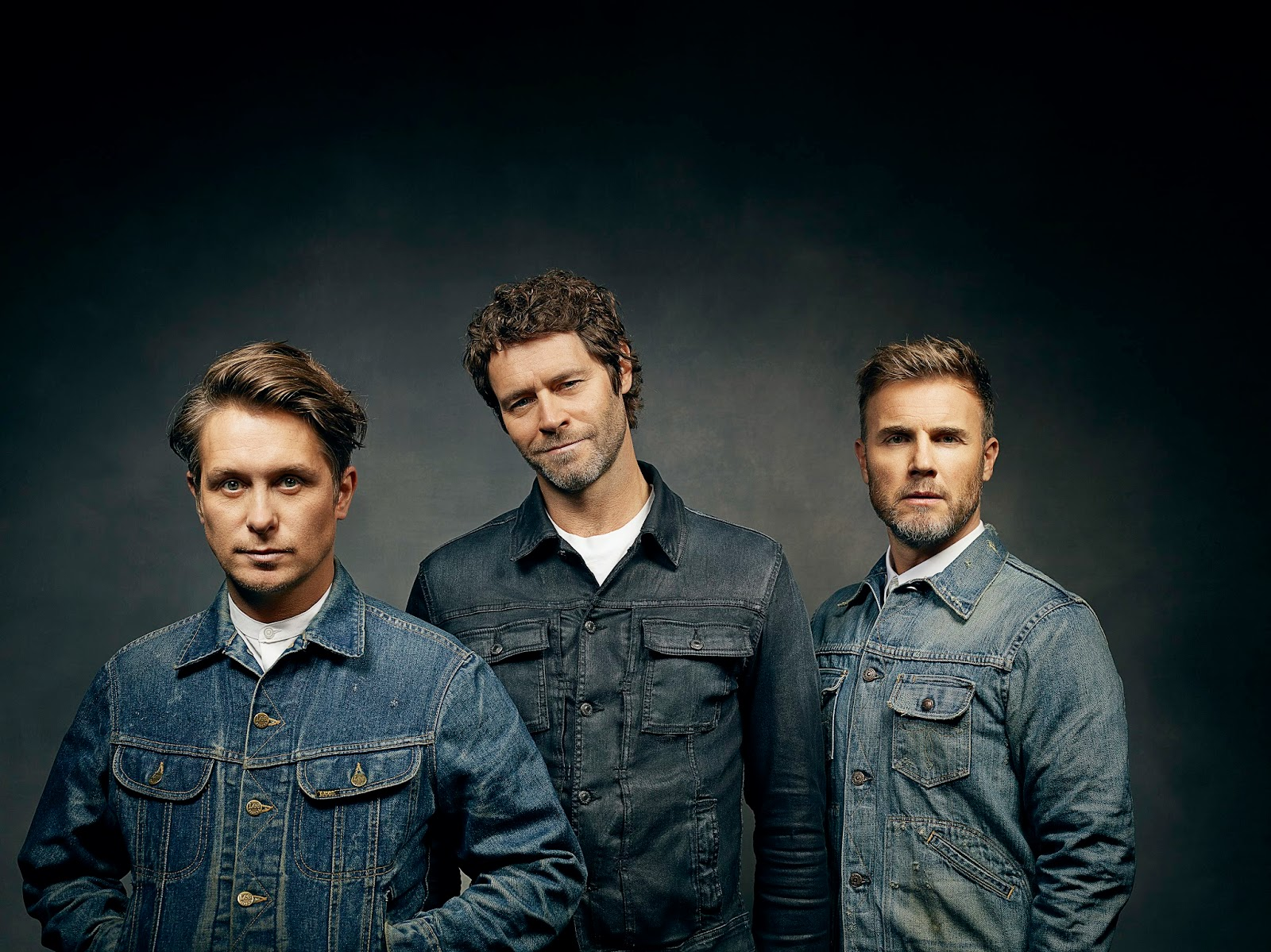 Take That headline The War Child and O2 BRIT Awards Show 2015