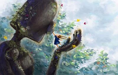 Imaginación de niño