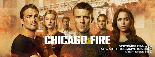 Chicago Fire - Episode 2.01 - A Problem House - Screener Review