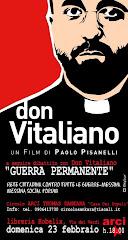 """Don vitaliano della Sala dibattito """"guerra permanente"""""""