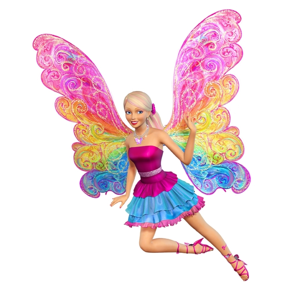 UNIVERSO ROSA BARBIE: barbie a fairy secret