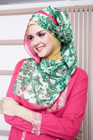 Contoh Gambar Busana Muslim Casual Terbaru