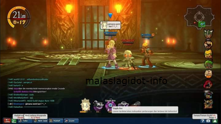Cheat Lost Saga No Delay,1 Hit Crusade,dan DLL Lost Saga terbaru 2013