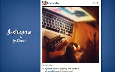 Instagram for Chrome, Explore Photos Instagram with Google Chrome