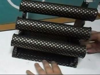Organizador de pulseras de cartón, manualidades fáciles, manualidades sencillas