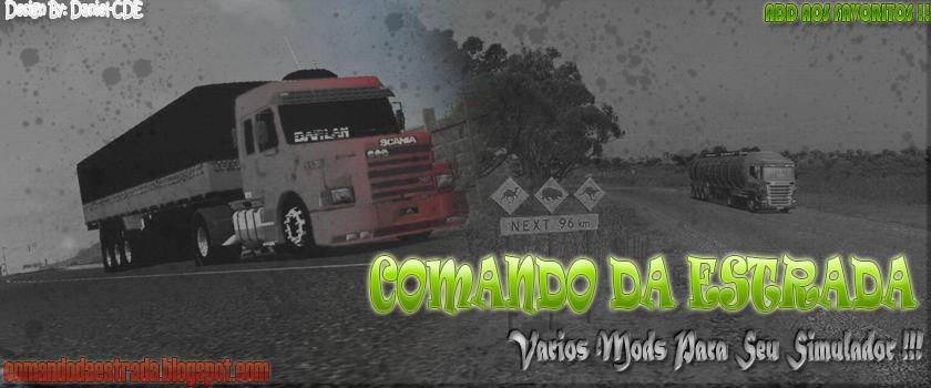 Comando da estrada - Mods para ALH, Haulin e PTTM !